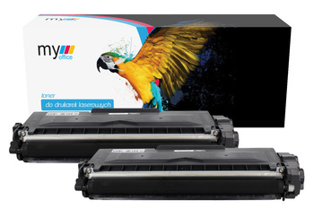 2 x Toner TN-2320 zamiennik My Office (dwupak)