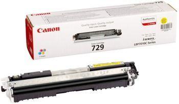 Toner oryginalny Canon 729Y