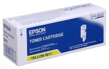 Toner oryginalny Epson C13S050611