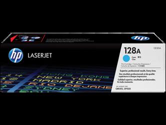 Toner oryginalny HP 128A, CE321A