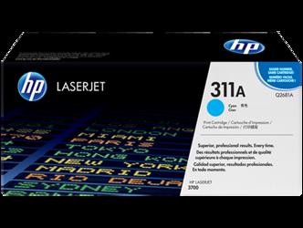 Toner oryginalny HP 311A, Q2681A