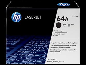Toner oryginalny HP 64A, CC364A