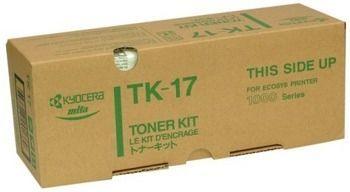 Toner oryginalny Kyocera TK-17