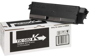 Toner oryginalny Kyocera TK-580K