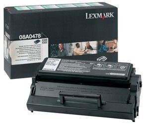 Toner oryginalny Lexmark 08A0478