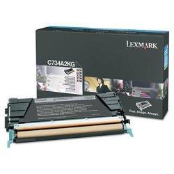 Toner oryginalny Lexmark C734A2KG
