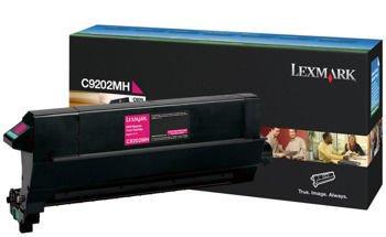 Toner oryginalny Lexmark C9202MH