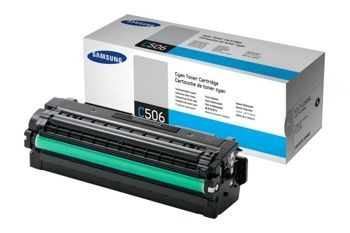 Toner oryginalny Samsung CLT-C506L