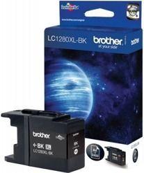 Tusz oryginalny Brother LC1280XLBK