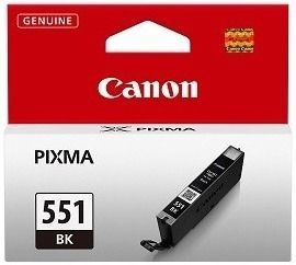 Tusz oryginalny Canon CLI-551BK