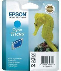 Tusz oryginalny Epson T0482 C