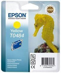 Tusz oryginalny Epson T0484 Y