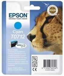 Tusz oryginalny Epson T0712 C
