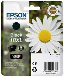 Tusz oryginalny Epson T1811 BK