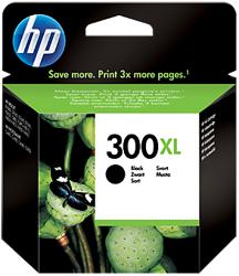 Tusz oryginalny HP 300XL BK (CC641EE)