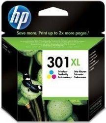 Tusz oryginalny HP 301XL CMY (CH564EE)