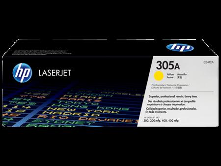 Toner oryginalny HP 305A, CE412A