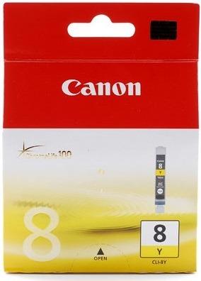 Tusz oryginalny Canon CLI-8Y