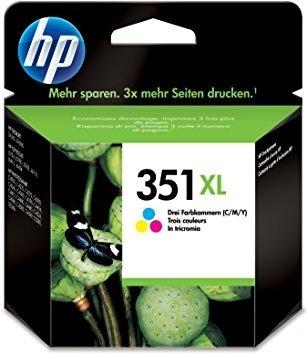 Tusz oryginalny HP 351XL CMY (CB338EE)